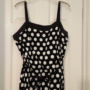 COPY - Torrid Polka dot dress